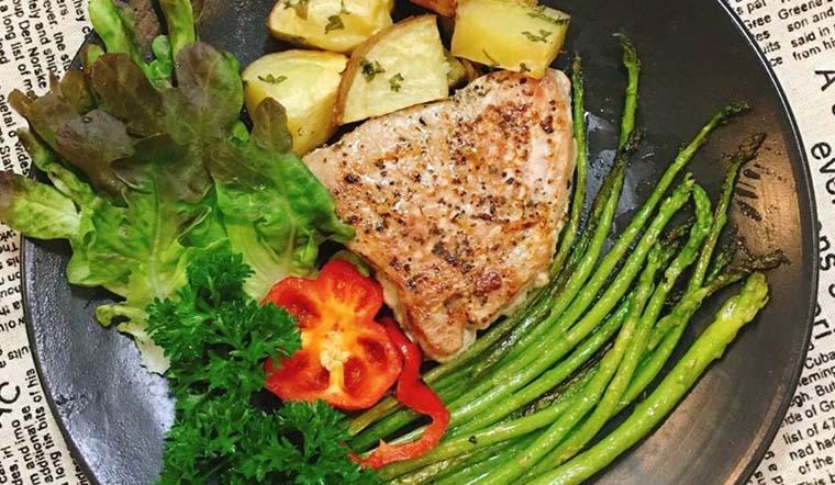 Cách làm món cá ngừ đại dương áp chảo thơm ngon, bổ dưỡng
