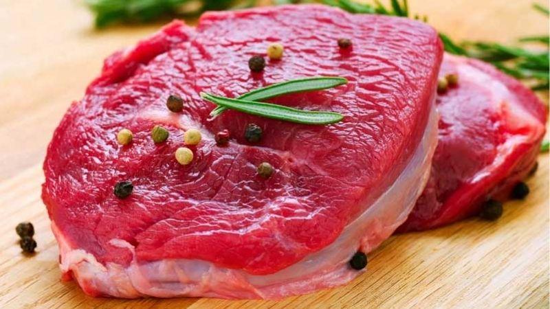 Thịt bò tơ - loại thịt bò được ưa chuộng ở Việt Nam
