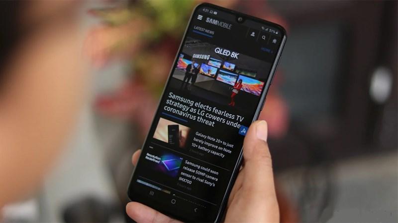 Màn hình OLED Trung Quốc có thể xuất hiện trên điện thoại của Samsung