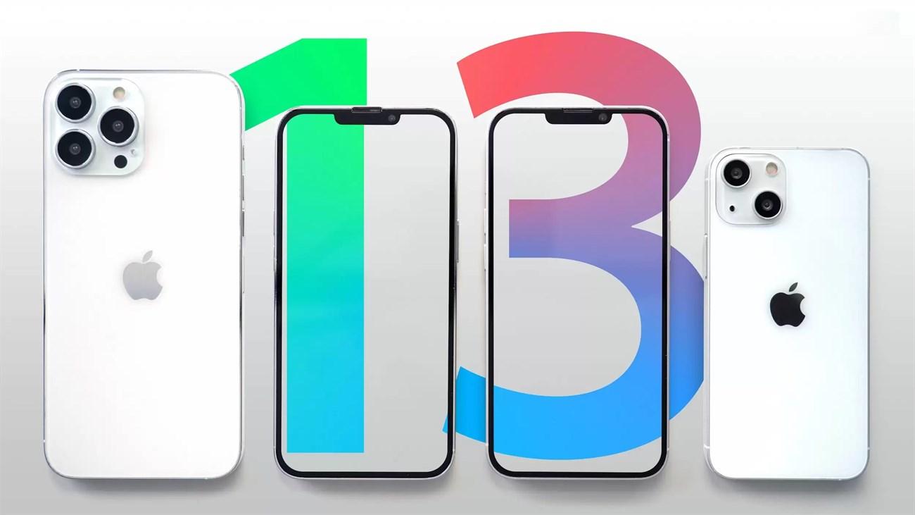 Phone 13 có thể ra mắt ngày 14/9