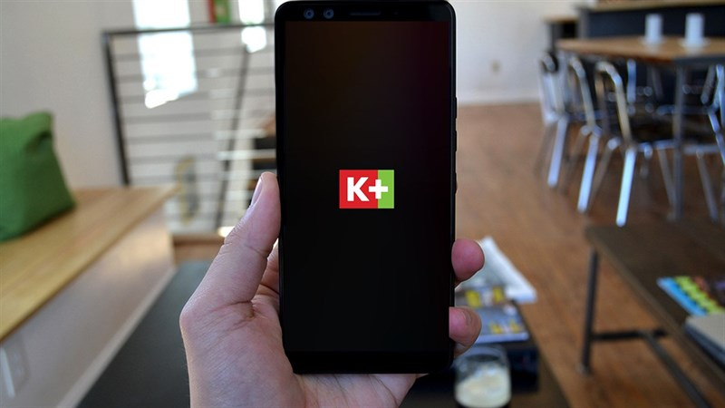 cách đăng ký xem K+ trên điện thoại