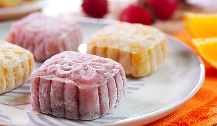 Cách làm bánh trung thu nhân trái cây dẻo ngon độc đáo không cần lò nướng