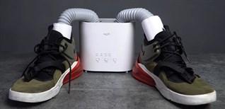 Hướng dẫn sử dụng Máy sấy giày Deerma khi mới mua và 3 lưu ý khi dùng