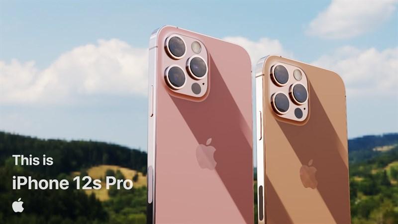 iPhone 13 Pro có thể được gọi là iPhone 12s Pro