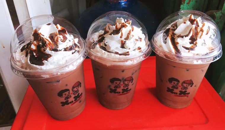 Bỏ túi công thức pha trà sữa socola kem tươi thơm béo ngọt ngào siêu dễ