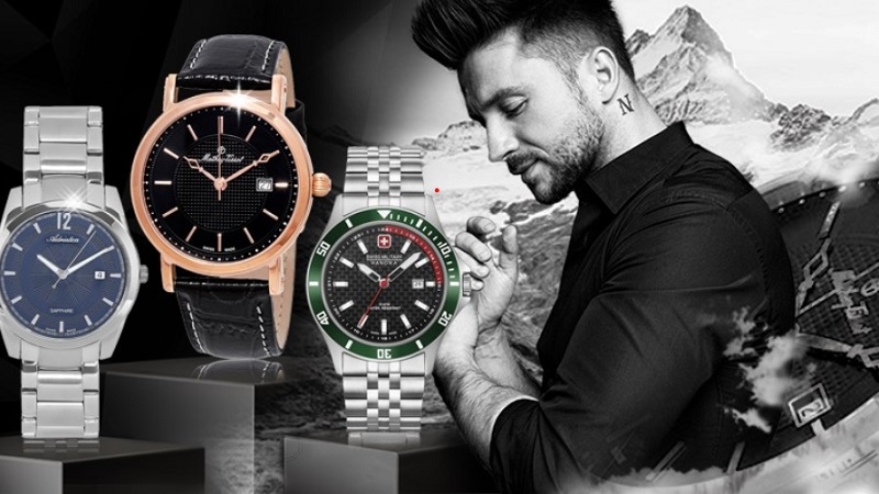 TOP 5 đồng hồ thời trang đến từ Thụy Sĩ bán chạy tại Thế Giới Di Động