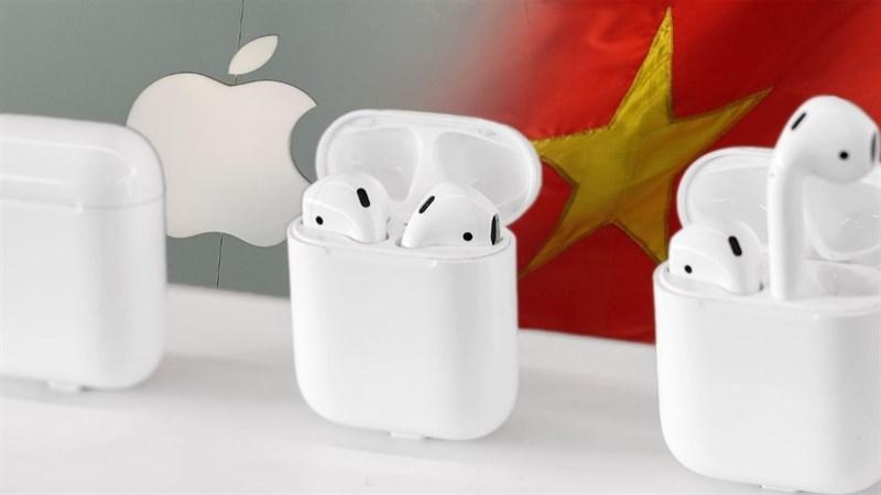 Phần lớn AirPods 3 sẽ được sản xuất tại Trung Quốc thay vì Việt Nam