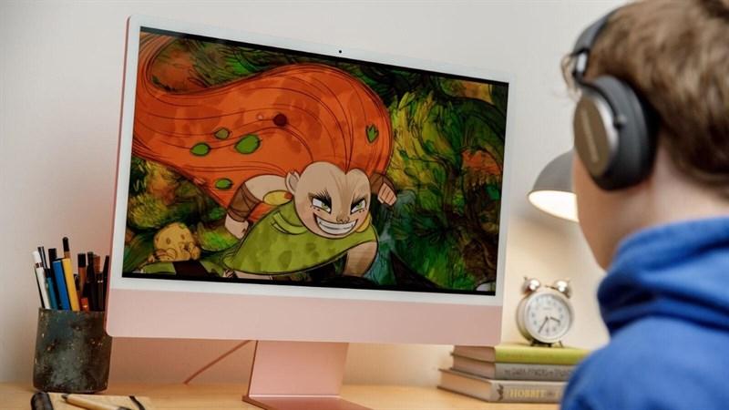 Apple đã bắt đầu bán ra iMac M1 hàng tân trang (Refurbished), giá rẻ hơn đến gần 8 triệu đồng so với hàng mới