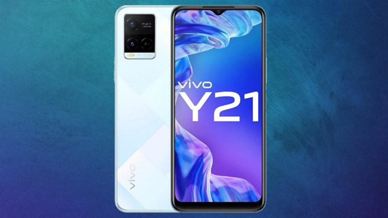 Vivo Y21 ra mắt: Thiết kế đẹp với màu sắc thời thượng, pin 5.000mAh, hỗ trợ sạc nhanh và giá chỉ từ 4.3 triệu đồng