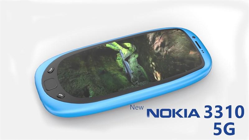 Cấu hình Nokia 3310 5G