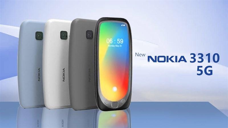 Nokia 3310 5G giá bao nhiêu?