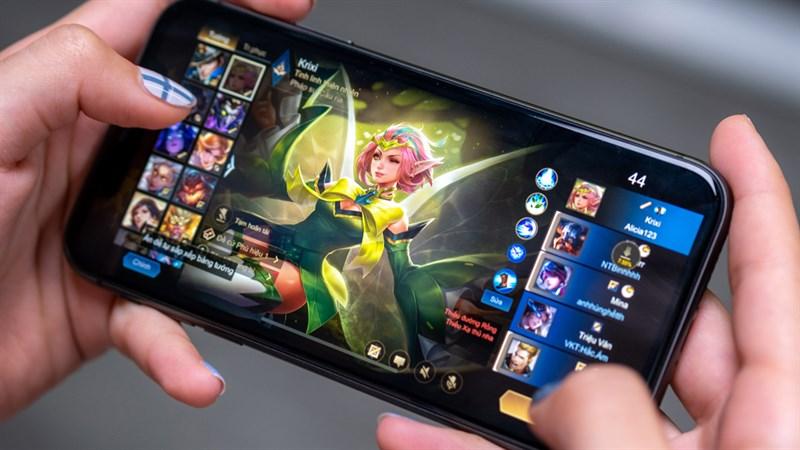 Cách chơi game trên iPhone mượt hơn