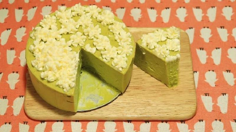 Cách làm bánh mousse kem bơ thơm ngon, mát lạnh