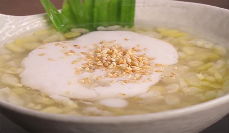 Hướng dẫn cách nấu chè ngô đậu xanh