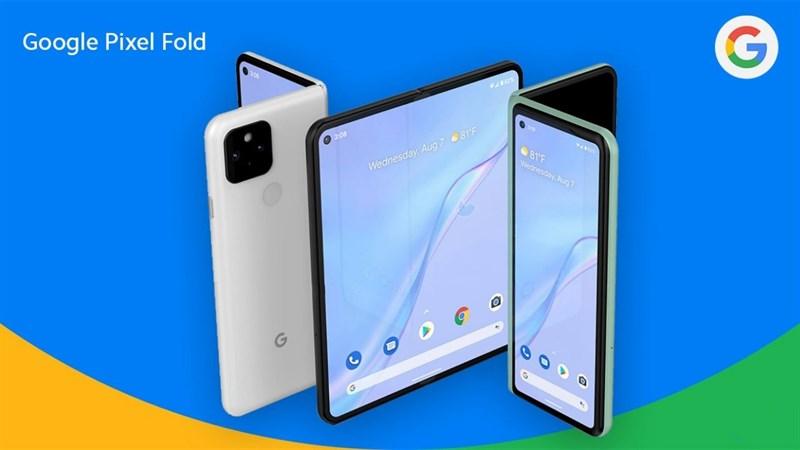 Google sẽ ra mắt Pixel Fold vào cuối năm