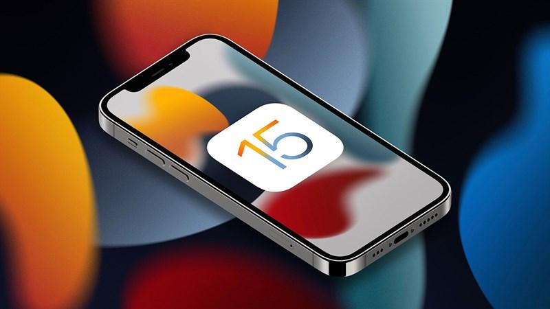 Thông tin về iOS 15