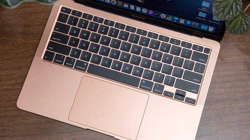 Bàn phím MacBook trong tương lai sẽ 'biến hóa khôn lường', vì sao thế?