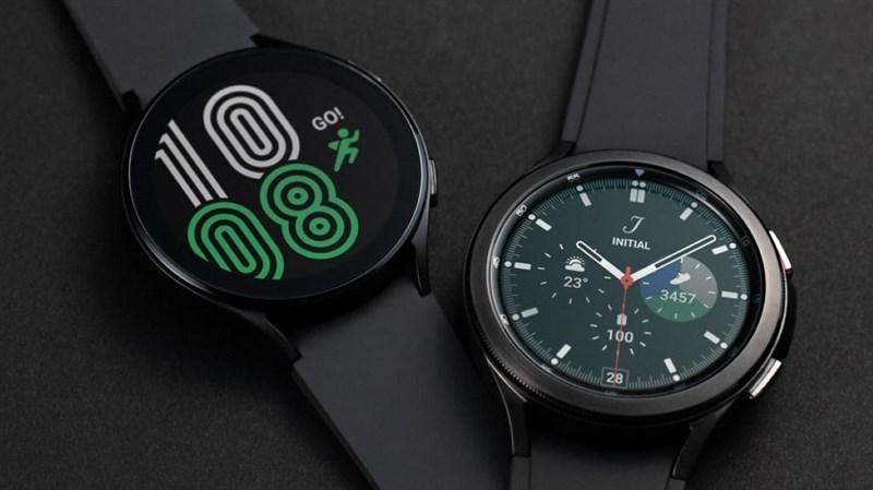 Dòng Galaxy Watch4 được cập nhật phần mềm đầu tiên