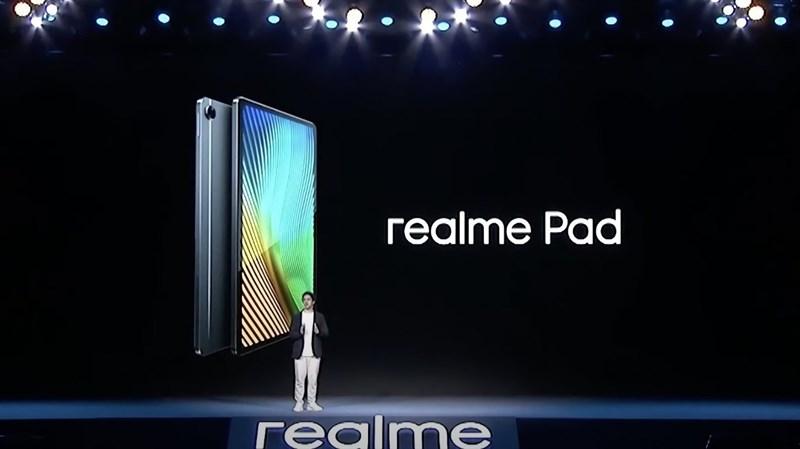 Thông số kỹ thuật chính của Realme Pad được tiết lộ, có thể sớm ra mắt