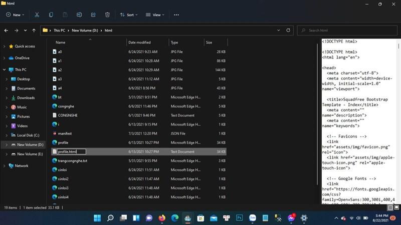 cách thay đổi ứng dụng mặc định trên Windows 11