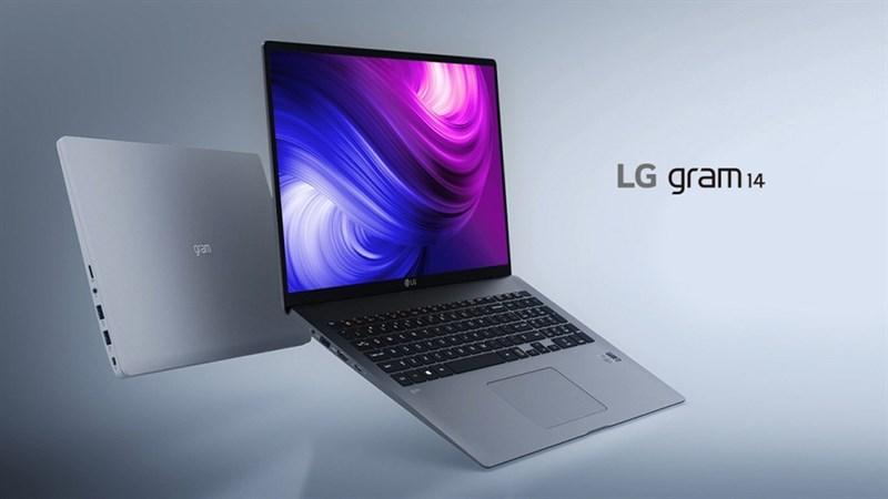 Laptop LG Gram 14, bên ngoài mỏng manh, bên trong độ bền đạt chuẩn quân đội