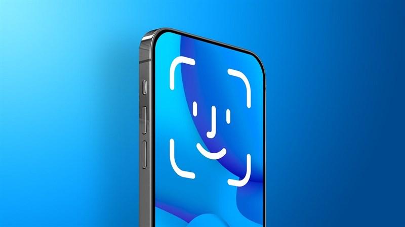 Apple đang quan tâm tới công nghệ Touch ID và Face ID dưới màn hình, có thể tích hợp trên iPhone 2022