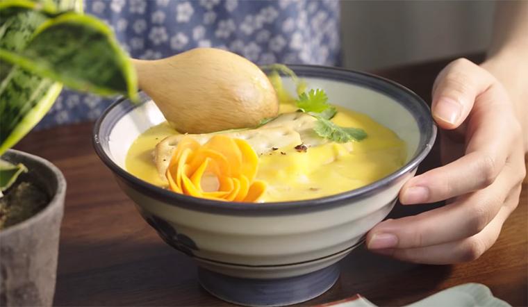 Cách nấu súp cà rốt gừng thơm ngon bổ dưỡng đơn giản cho cả nhà