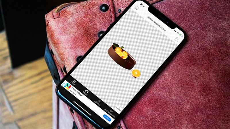 Cách tách nền video trên điện thoại