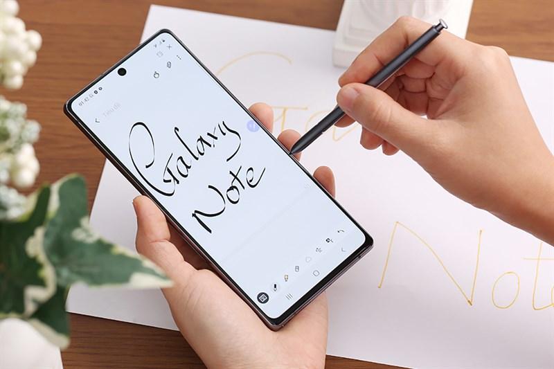 Ưu đãi hấp dẫn cuối tháng, Galaxy Note 20 giảm giá lớn cực ngon