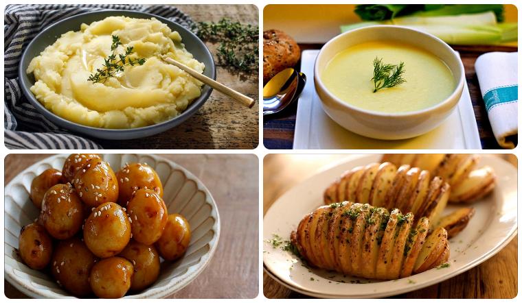 Tổng hợp 15 món ngon với khoai tây mà bạn cần phải biết