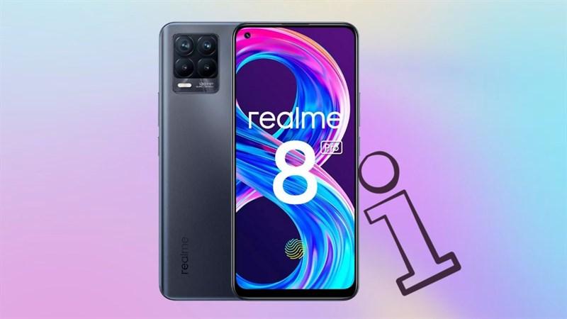 Thông số kỹ thuật và thiết kế Realme 8i được tiết lộ: MediaTek Helio G96, camera 50MP