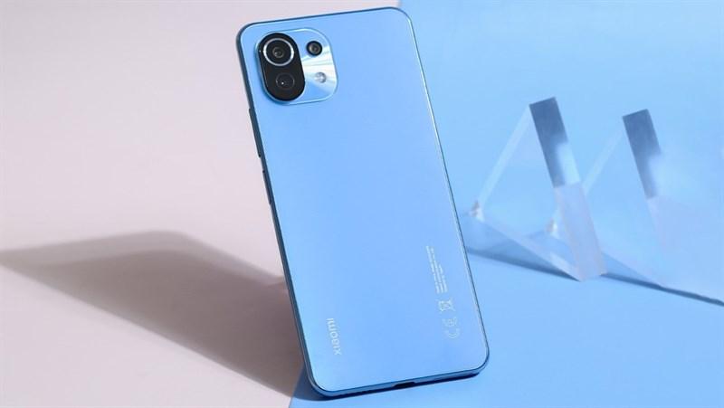 Xiaomi 11 Lite 5G NE được phát hiện tại cơ sở dữ liệu IMEI
