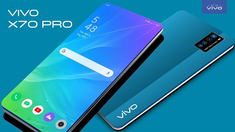 Cấu hình Vivo X70 Pro