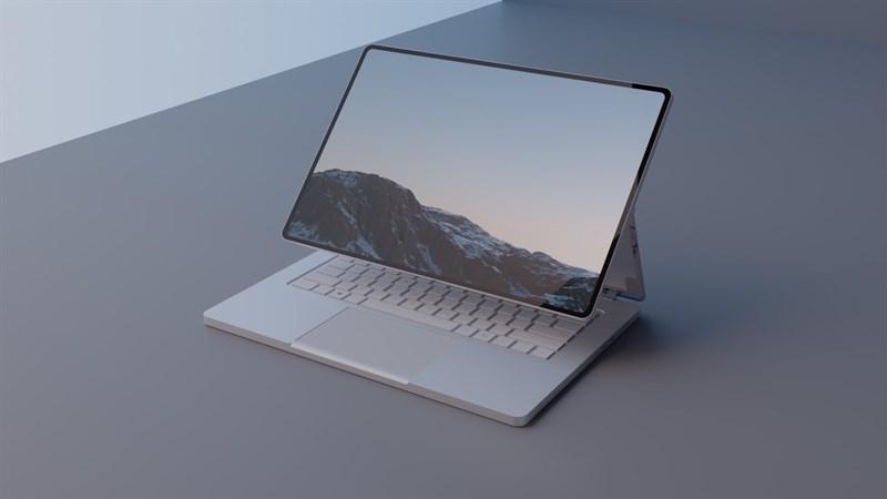Render Surface Book Studio