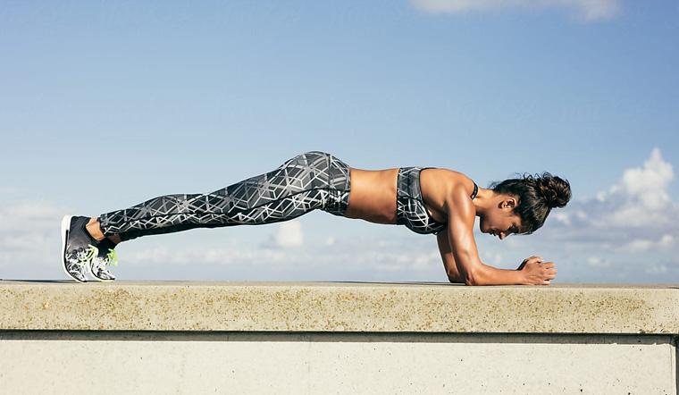 Các bài tập plank giúp giảm mỡ toàn thân, lấy lại vóc dáng thon gọn