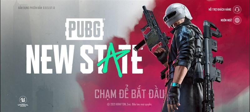 Cách tải PUBG New State