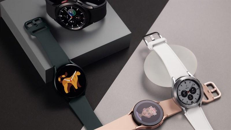 Những tính năng đột phá khiến bạn không thể bỏ qua Galaxy Watch 4 Series