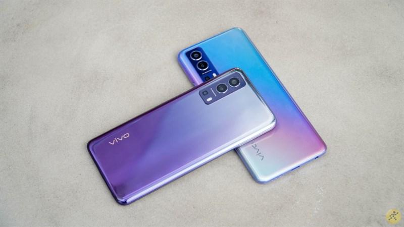 Top điện thoại Vivo đáng mua nhất 2021