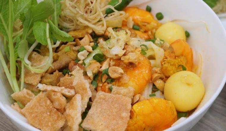 Cách nấu mì quảng Phú Chiêm thơm ngon chuẩn vị xứ Quảng