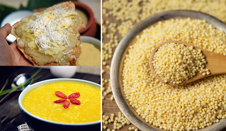 Tổng hợp 4 cách nấu hạt kê thành các món ăn ngon, dễ làm