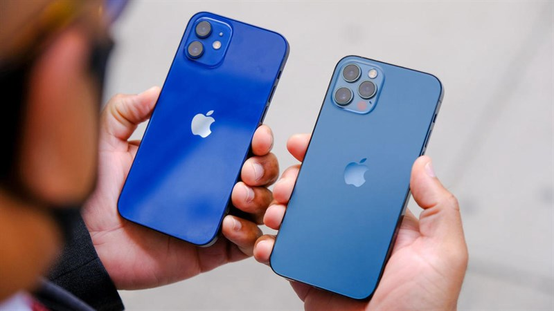 TOP 5 iPhone bán chạy nhất tháng 8/2021 tại TGDĐ, dòng iPhone 12 và iPhone 11 tiếp tục nằm trong danh mục mua sắm của iFans