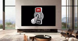 Tivi Samsung có thể vô hiệu hóa từ xa khi bị mất trộm