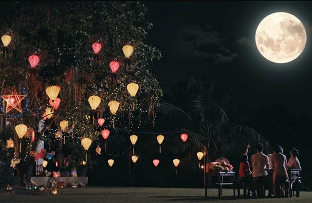 Đêm trăng mùa thu