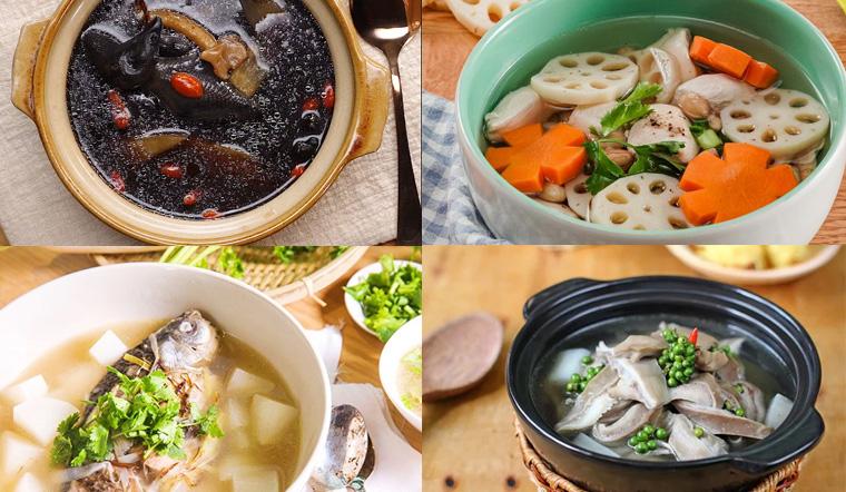 10 món canh hầm của người Hoa ngon trứ danh để tẩm bổ, hồi phục sức khỏe