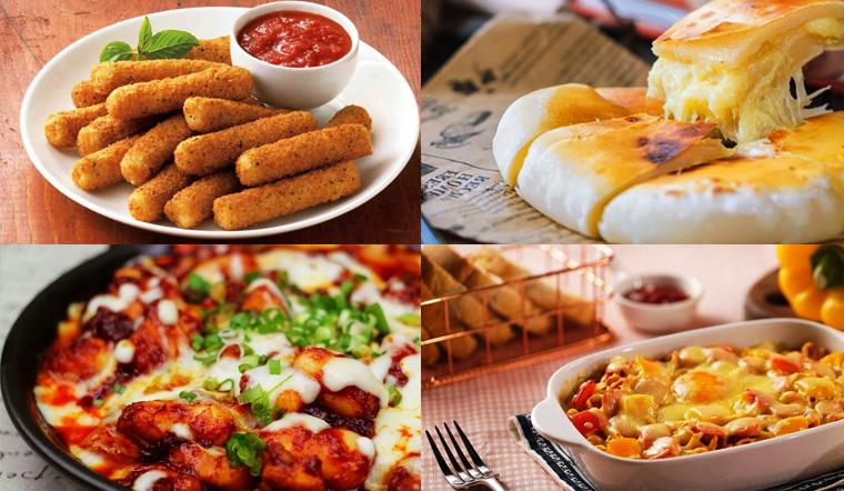 14 món ăn ngon miệng, hấp dẫn với phô mai mozzarella cho tín đồ mê phô mai
