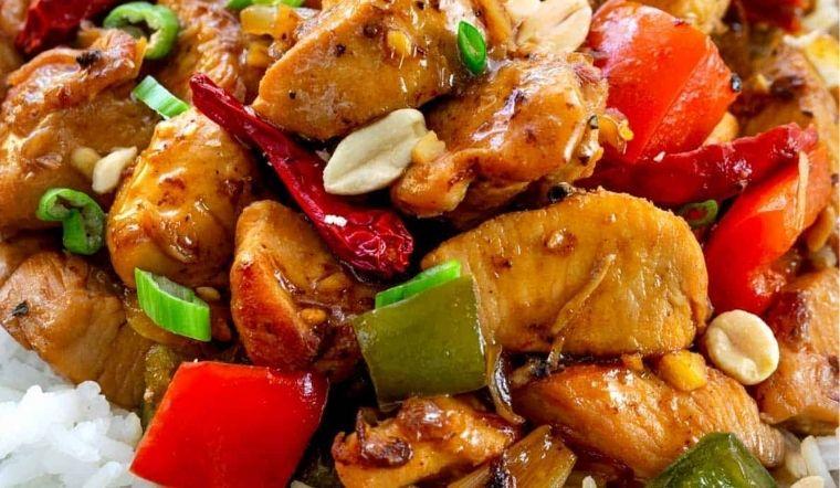 Cách làm gà kung pao thơm ngon chuẩn vị như người Hoa