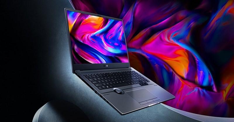 ASUS ProArt StudioBook 16 OLED vẫn được tối ưu thiết kế nhằm mang lại cho bạn tính di động cao.
