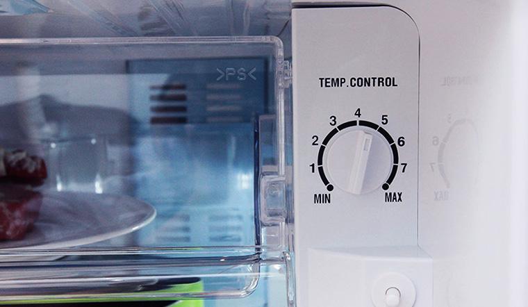 Tủ lạnh nên để số mấy? Cách chỉnh nhiệt độ để tủ lạnh chạy hiệu quả, tiết kiệm