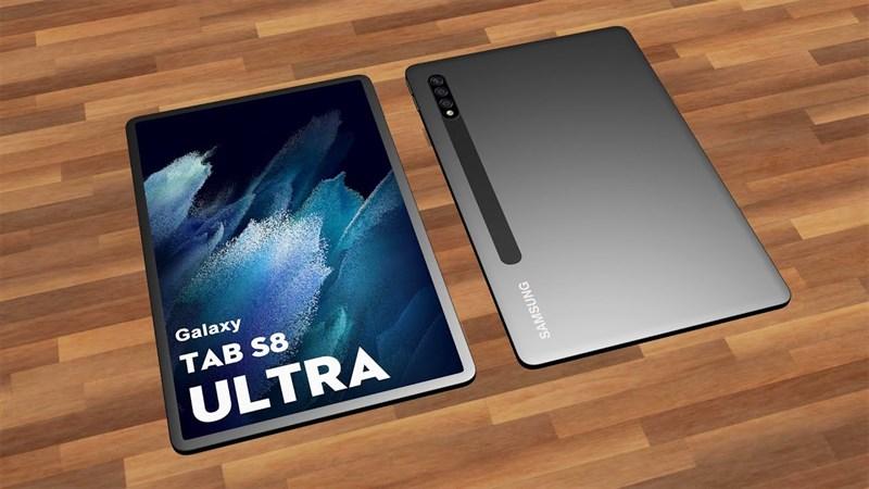 Galaxy Tab S8 Ultra với chip Exynos sẽ là đối thủ của iPad Pro 2021