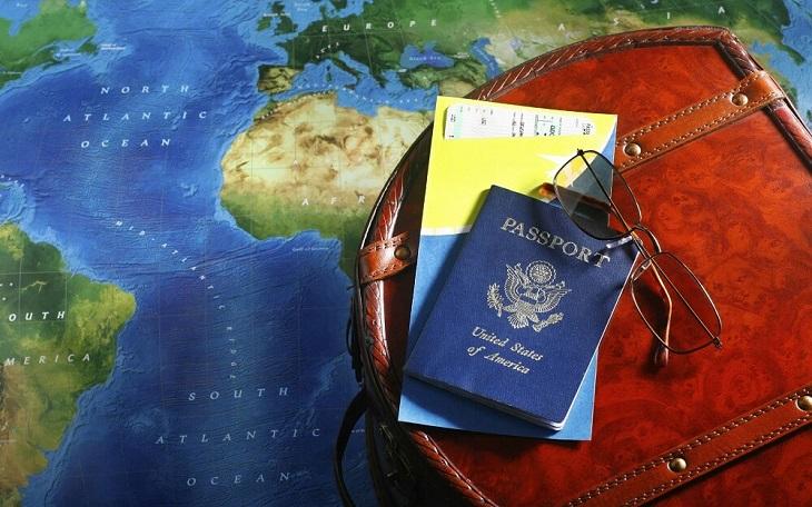 thị thực nước ngoài